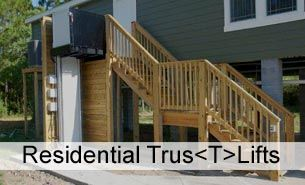 Residential TrusT Lifts